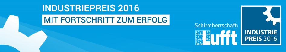 Header-Grafik: INDUSTRIEPREIS 2016